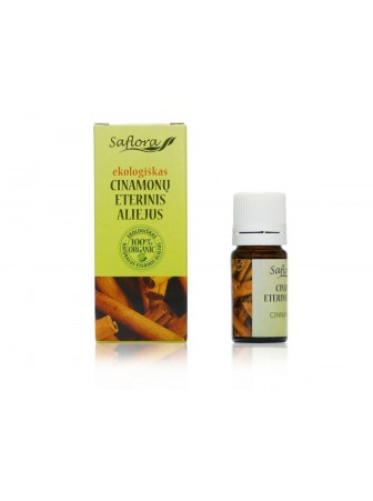 Cinamonų žievės eterinis aliejus, 5 ml