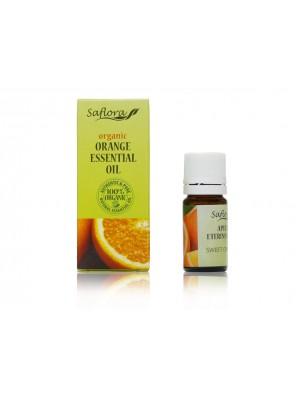 Saldžiųjų apelsinų aliejus, 5 ml