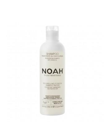 NOAH, 1.4. Šampūnas sausiems ir chemiškai pažeistiems plaukams, 250 ml