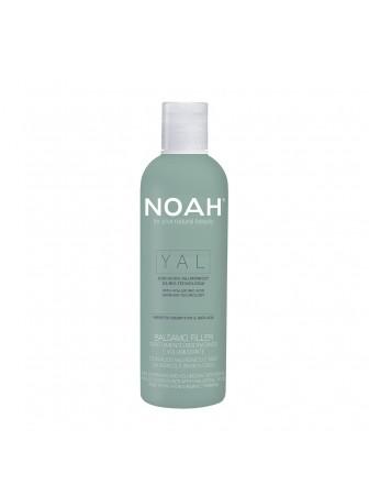 NOAH Yal, Gydomasis drėkinantis ir purumo suteikiantis balzamas su hialurono rūgštimi ir čiobreliais iš organinių ūkių, 250 ml