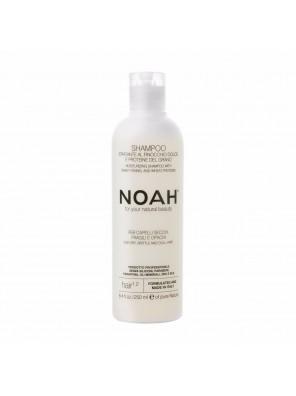 NOAH, 1.2. Šampūnas sausiems ir lūžinėjantiems plaukams, 250 ml