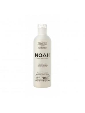 NOAH, 1.1 Šampūnas riebiems ir ploniems plaukams, 250 ml