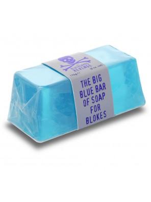 The Bluebeards Revenge The Big Blue Bar of Soap For Blokes Muilas vyrams, 175g