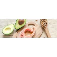 Omega-3 riebalų rūgštys padeda palaikyti normalią cholesterolio